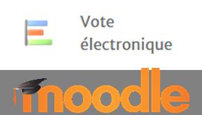 vote électronique Moodle